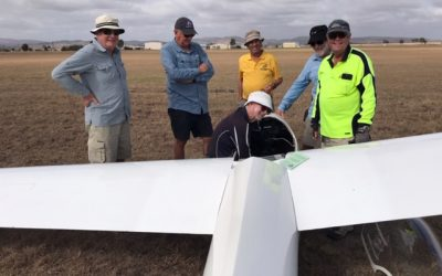 Caboolture Gliding Club Weekend at Watts Full Report